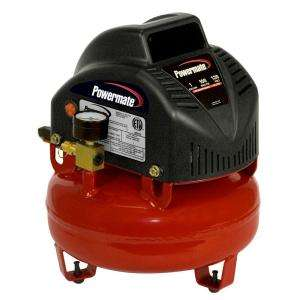 Powermate 1 Gallon Portable Electric Air Compressor VNP0000101 at The