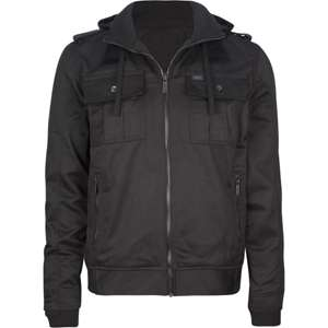 LOST End Of Way Mens Hooded Jacket 182499100  Jackets