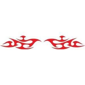Flames Vinyl Decals Kit 9 Left and Right Car Truck Boat Pick Size And
