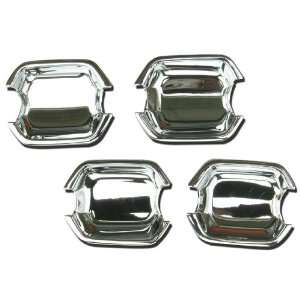 Chrome Door Insert Cover Mitsubishi Montero 2001 2003 Grills Bumpers