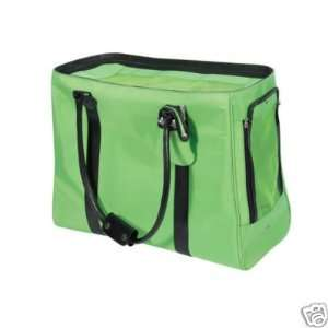 Zack & Zoey St Tropez Dog Pet Carrier LIME TEACUP