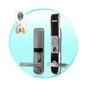 Protector   Heavy Duty Fingerprint Door Lock (Right