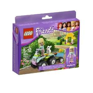 LEGO Friends Stephanies Pet Patrol 3935  Toys & Games