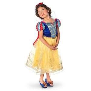 Princess Snow White Costume Size XS (4) (age