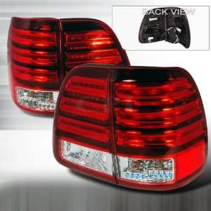 Toyota Toyota Land Cruiser Fj100 Led Tail Lights /Lamps Performance
