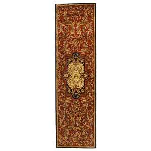 Safavieh Classic Collection Red Runner Rug, 2 ft 3 in x 8
