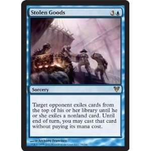 Magic the Gathering   Stolen Goods (78)   Avacyn Restored