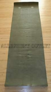 US Military Army Surplus FOAM MATTRESS SLEEPING BAG PAD MAT