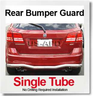 10 11 Chevy Equinox/Gmc Terrain Rear Bumper Guard S/S