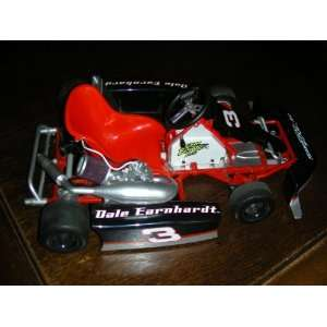 Dale Earnhardt Giant 1/4 Scale Rare rc Kart.