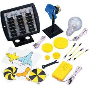 Elenco Solar Deluxe Educational Kit Toys & Games