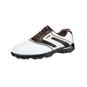 Etonic Sport Tech III Golf Shoes White   Java 13 W