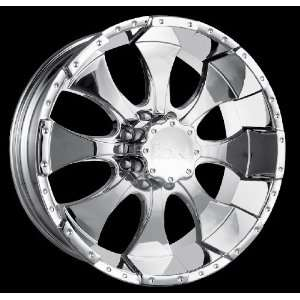 ION 20 CHROME WHEEL HUMMER H2 H3 *Picture is to show the style of the