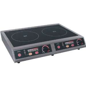 Tarrison CI 40 2LR 24 Countertop Induction Range